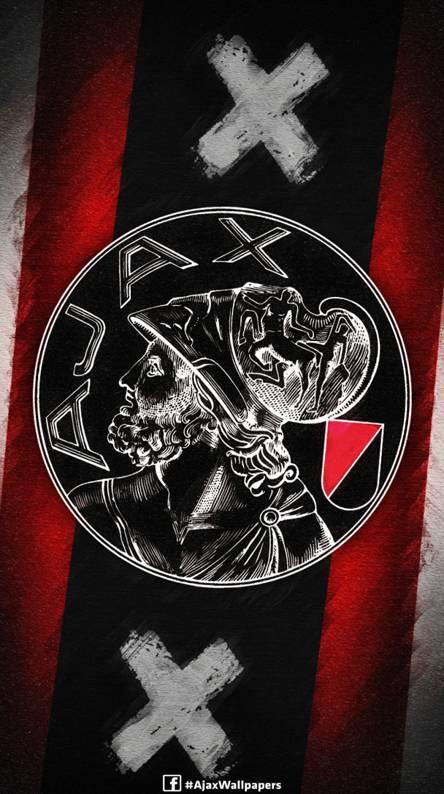 Ajax Black Logo
