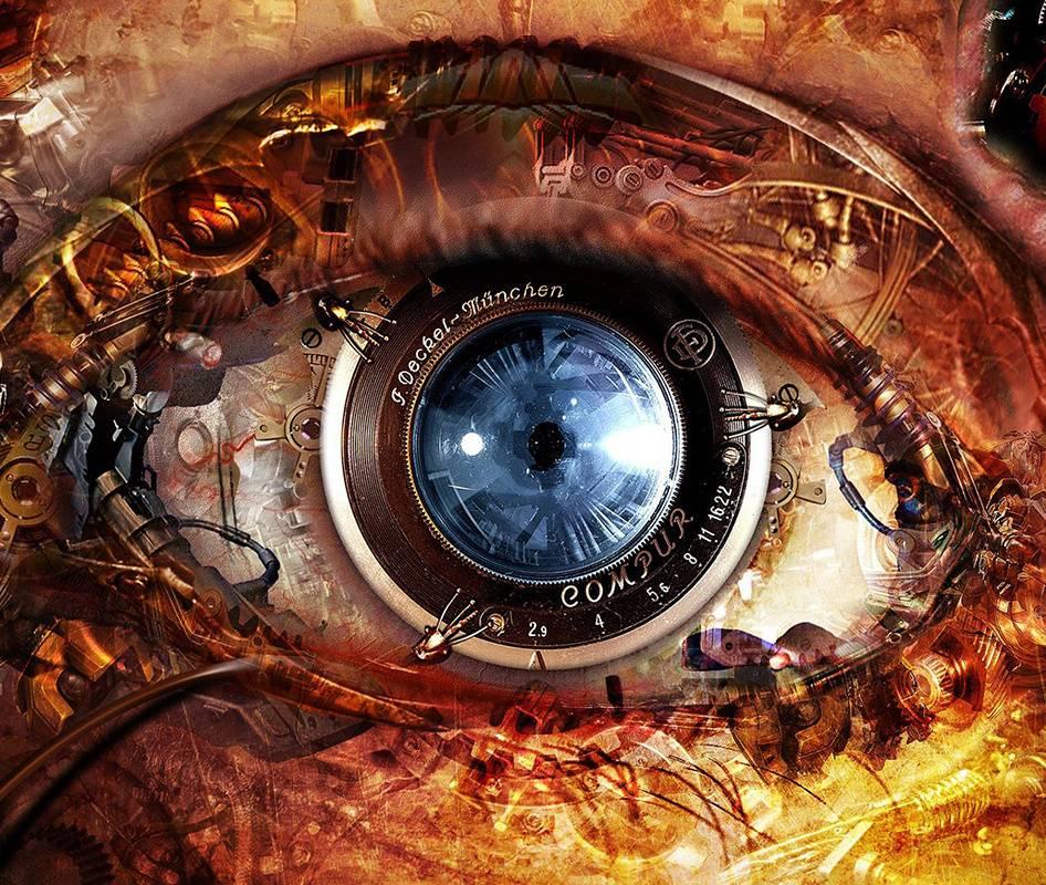 Steam Eyes