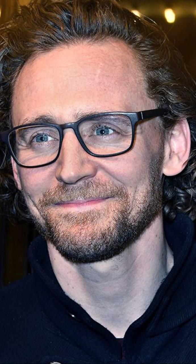 Tom in glasses