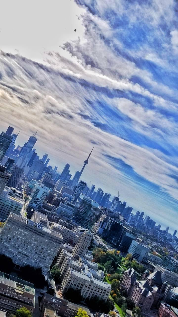 Toronto The 6ix Wallpaper By ApolloCrusher