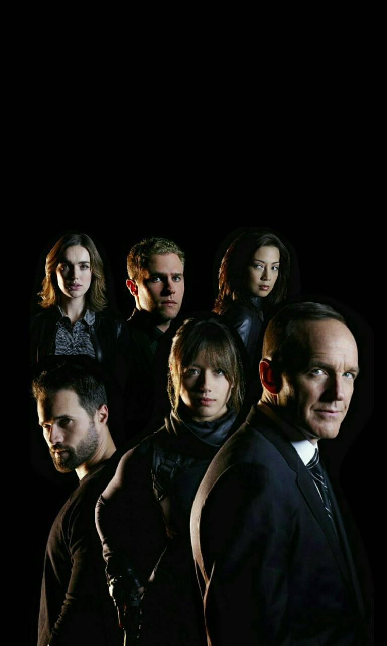 Agents Of Shield Wallpaper By Megacustomizer 07 Free On Zedge