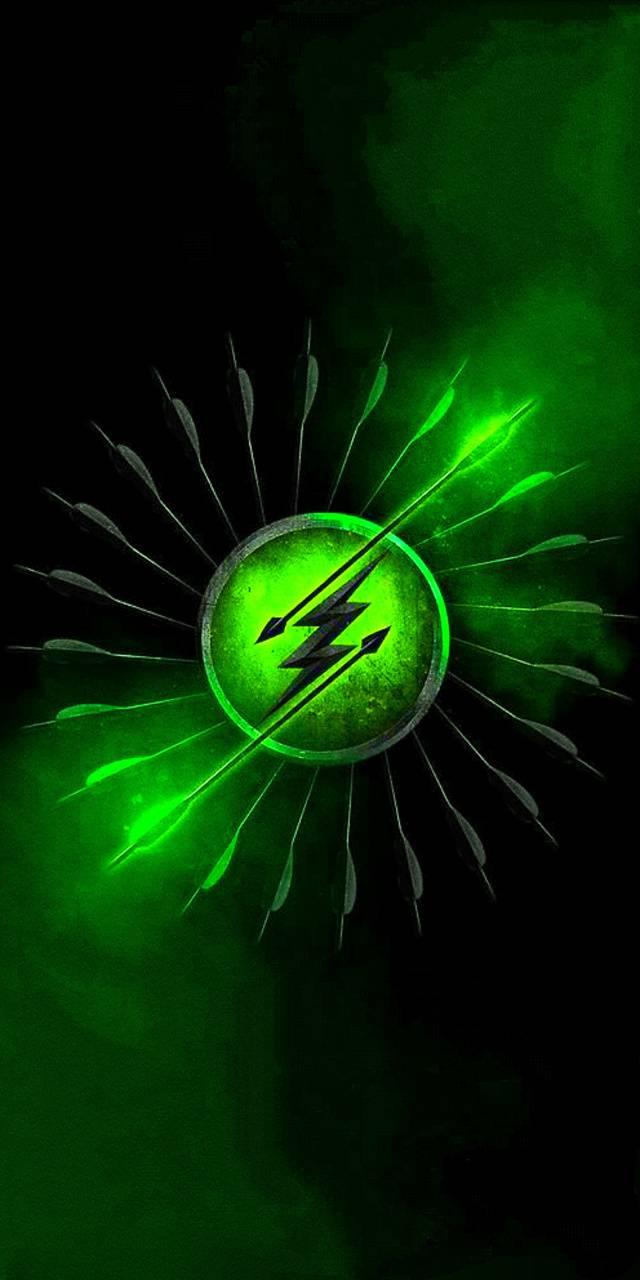 The Flash Vs Arrow Wallpaper By Preet279 5d Free On Zedge