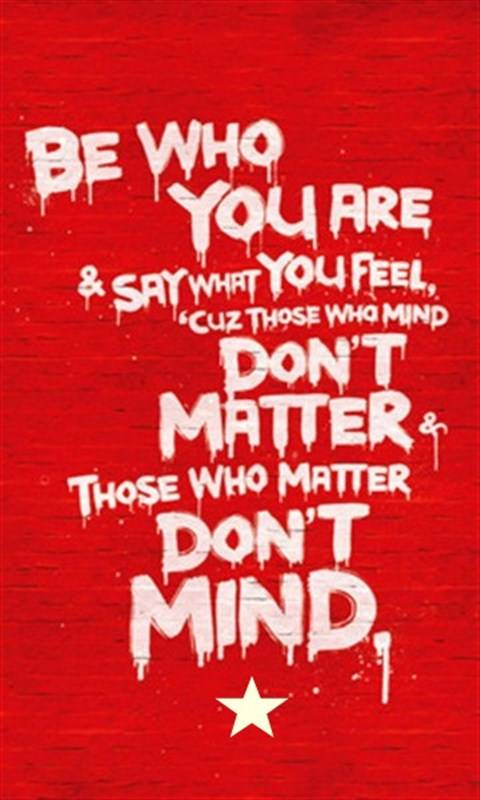 Dont Mind