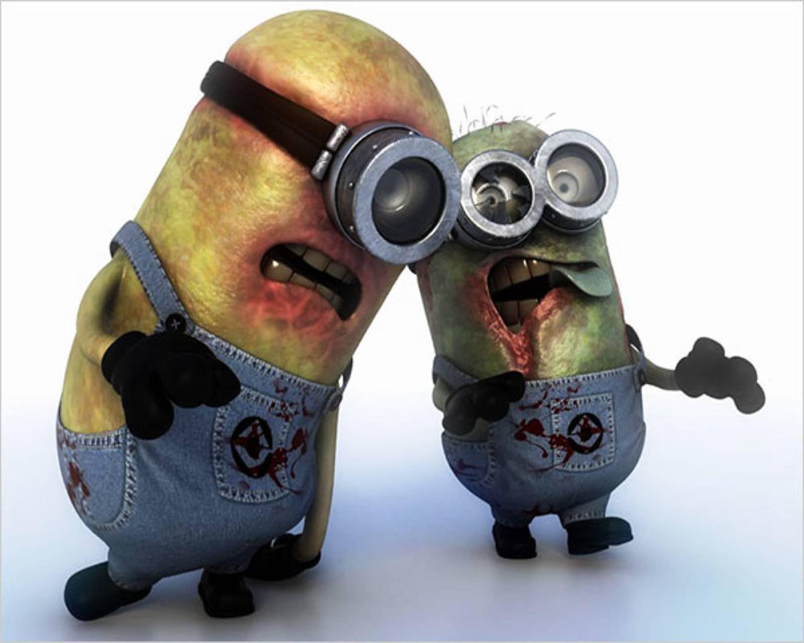 Zombie Minions