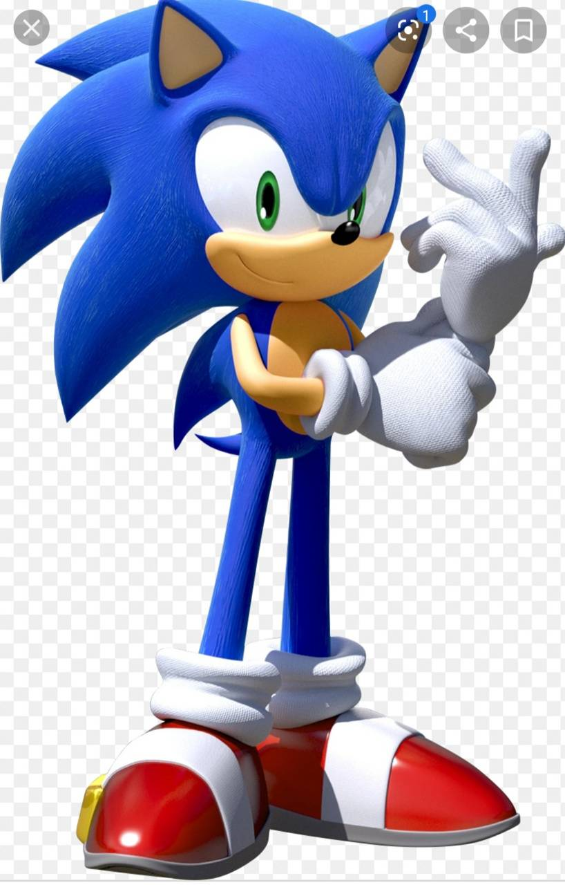 Sonic fast