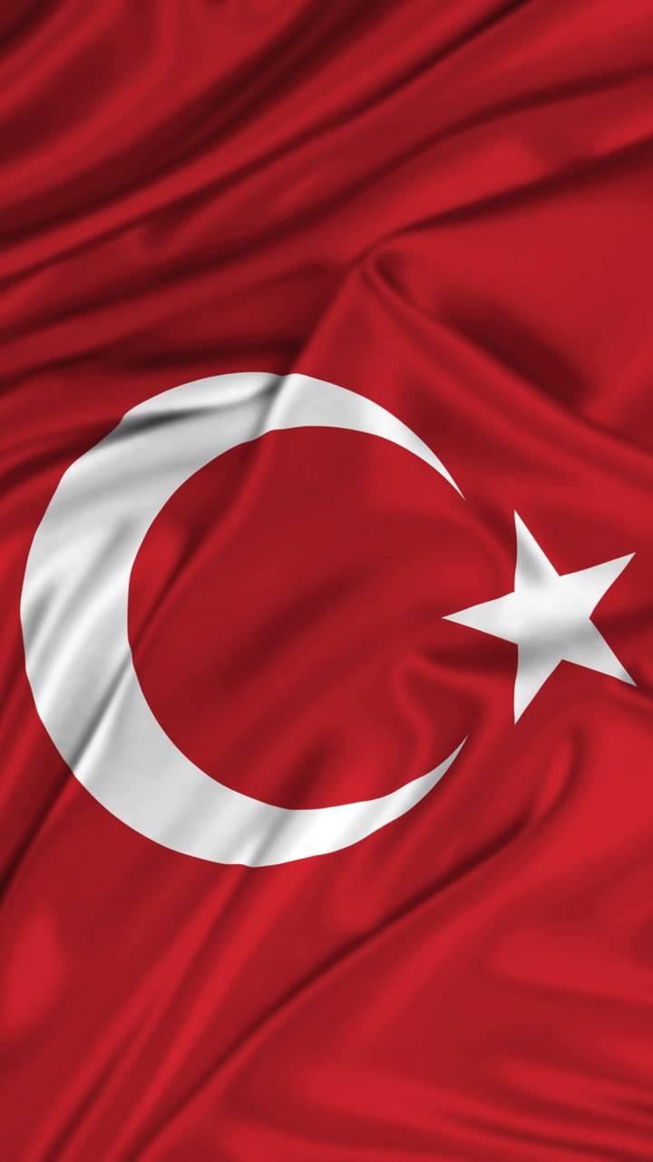 Turkey Flag Wallpaper By Efebora06