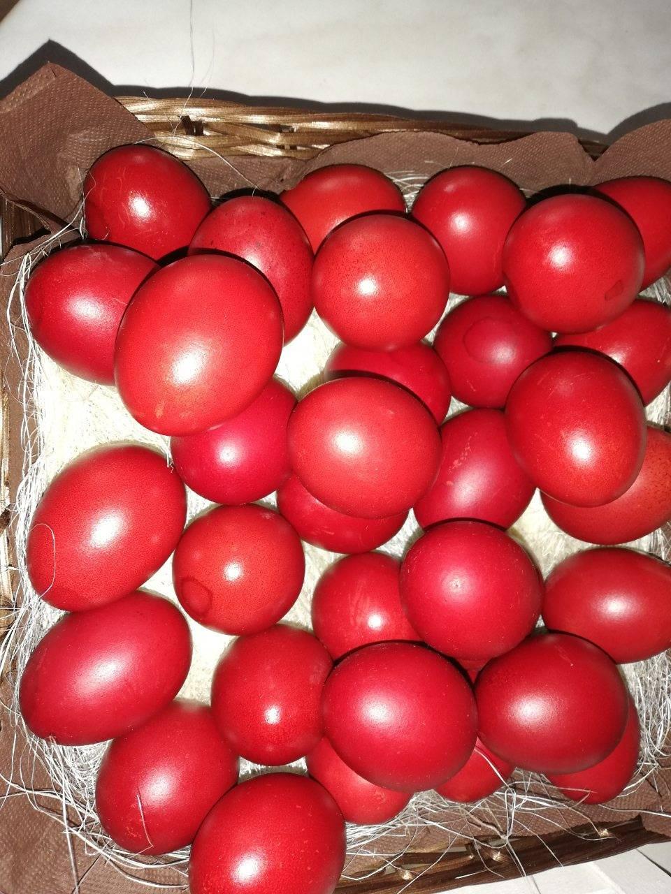 Veligdenski jajca