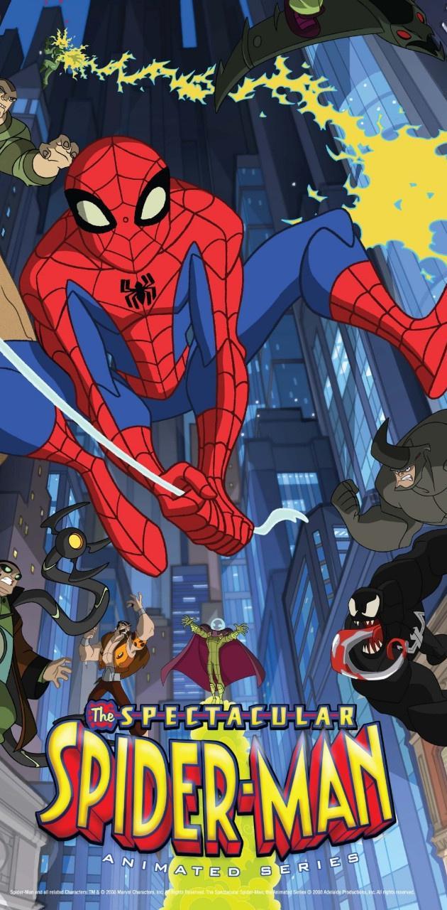 Spect Spider-Man