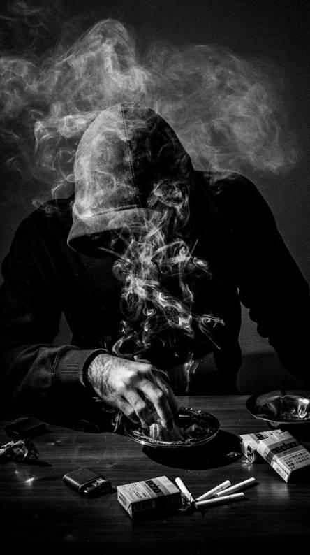 Smokers agony