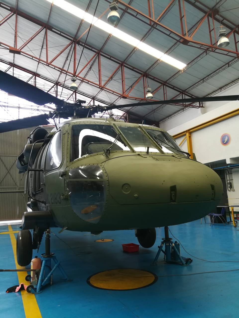 UH-60 Colombia