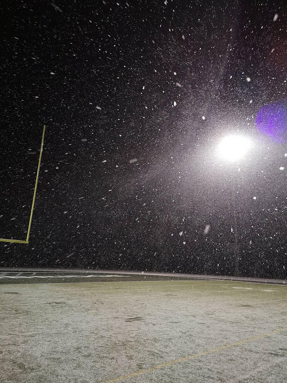 Snowy Stadium