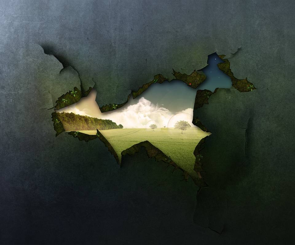 Broken Wall Wallpaper By Alexw910i 82 Free On Zedge