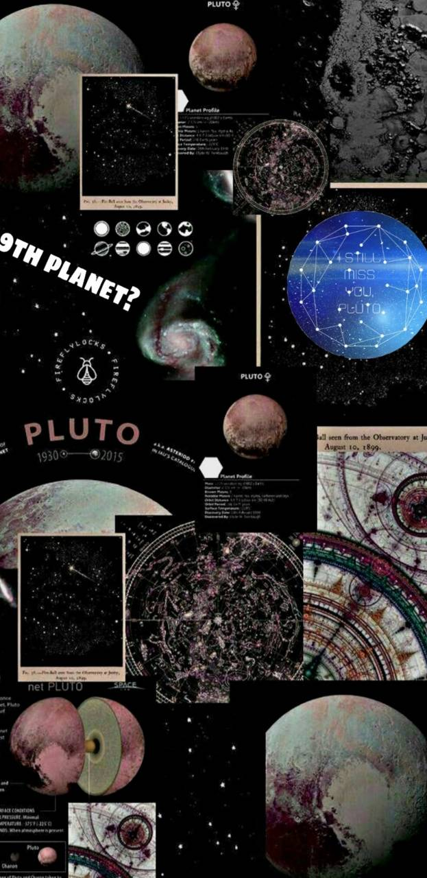 The pluto mystery