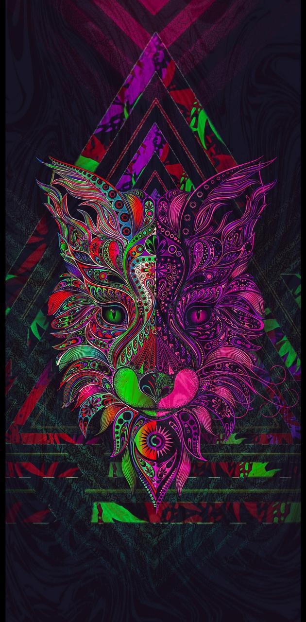 Lobo Abstrato