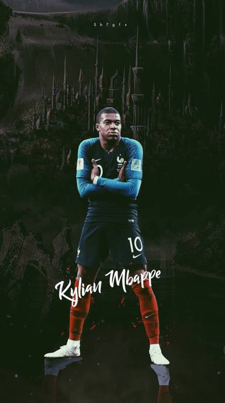 Mbappe Wallpapers Free By Zedge