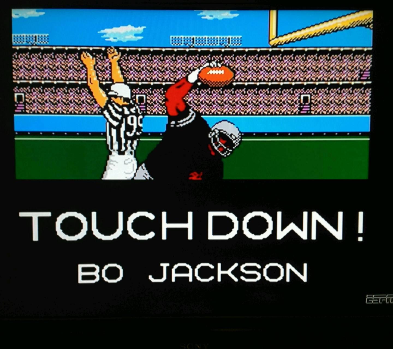touchdown Bo