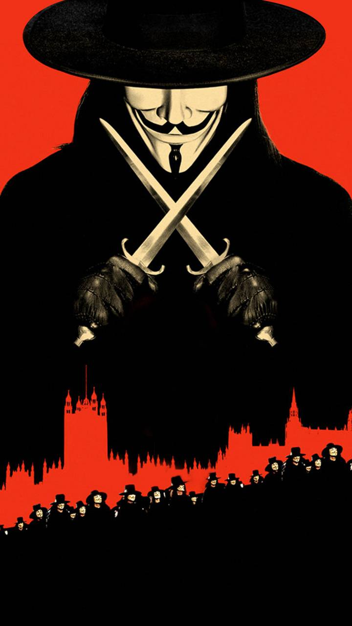 V For Vendetta Wallpaper By Boreto8 D2 Free On Zedge
