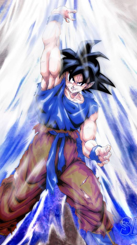 Goku Genkidama Wallpaper By Gammafirealien 1a Free On Zedge