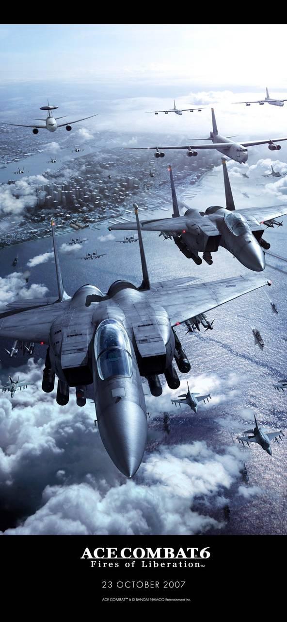 Ace combat 25th