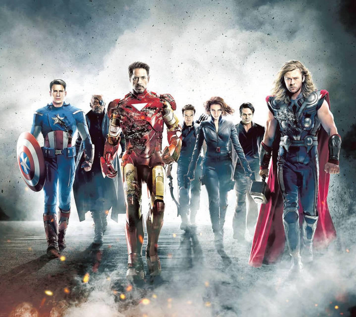 Avengers Assemebled