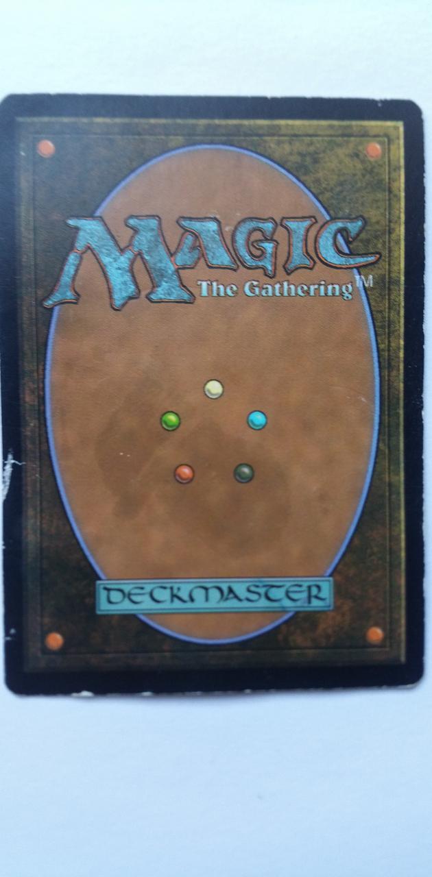 Magic card