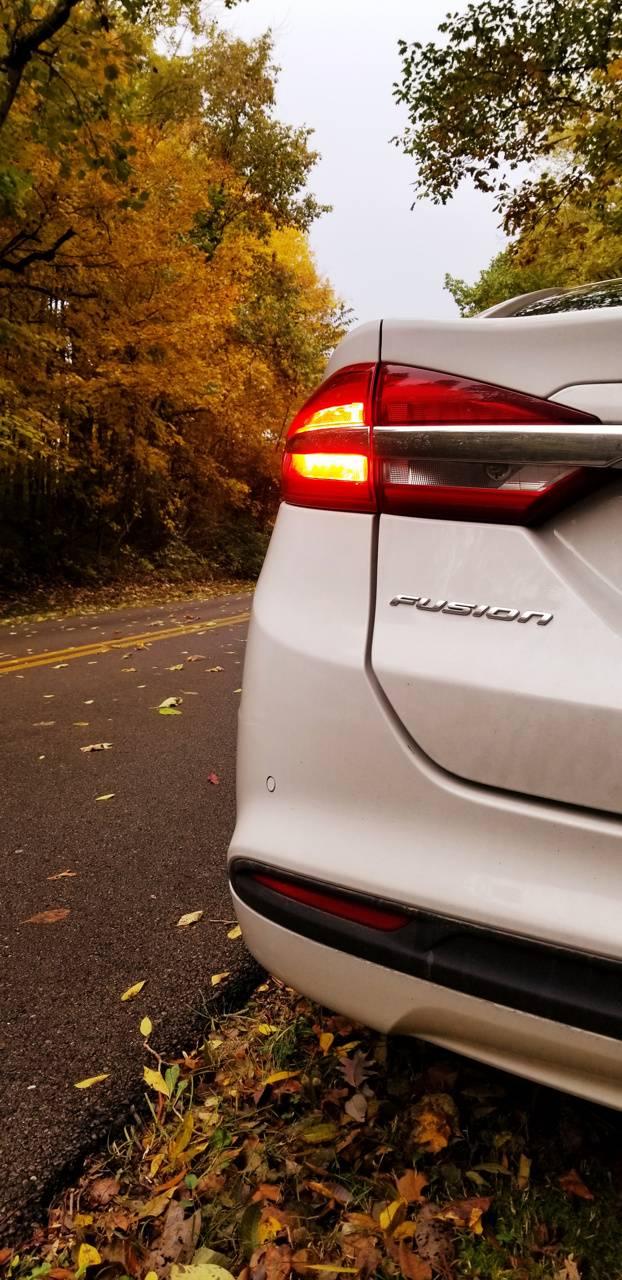 Ford Fusion fall