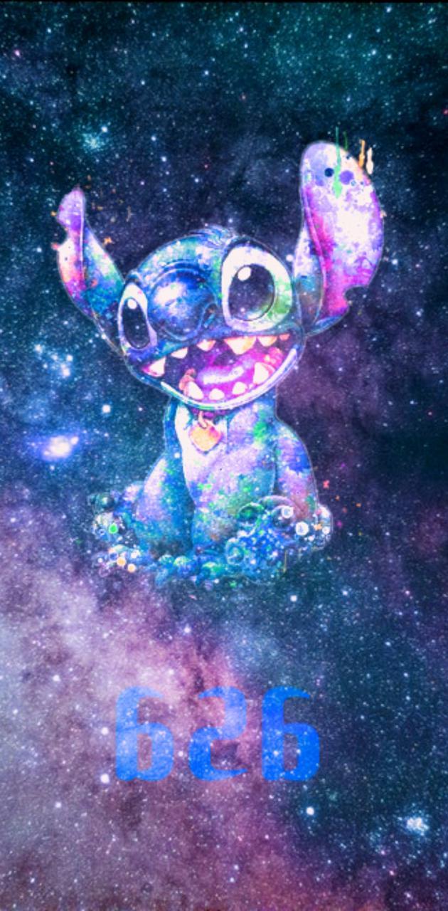 Stitch Galaxy 626