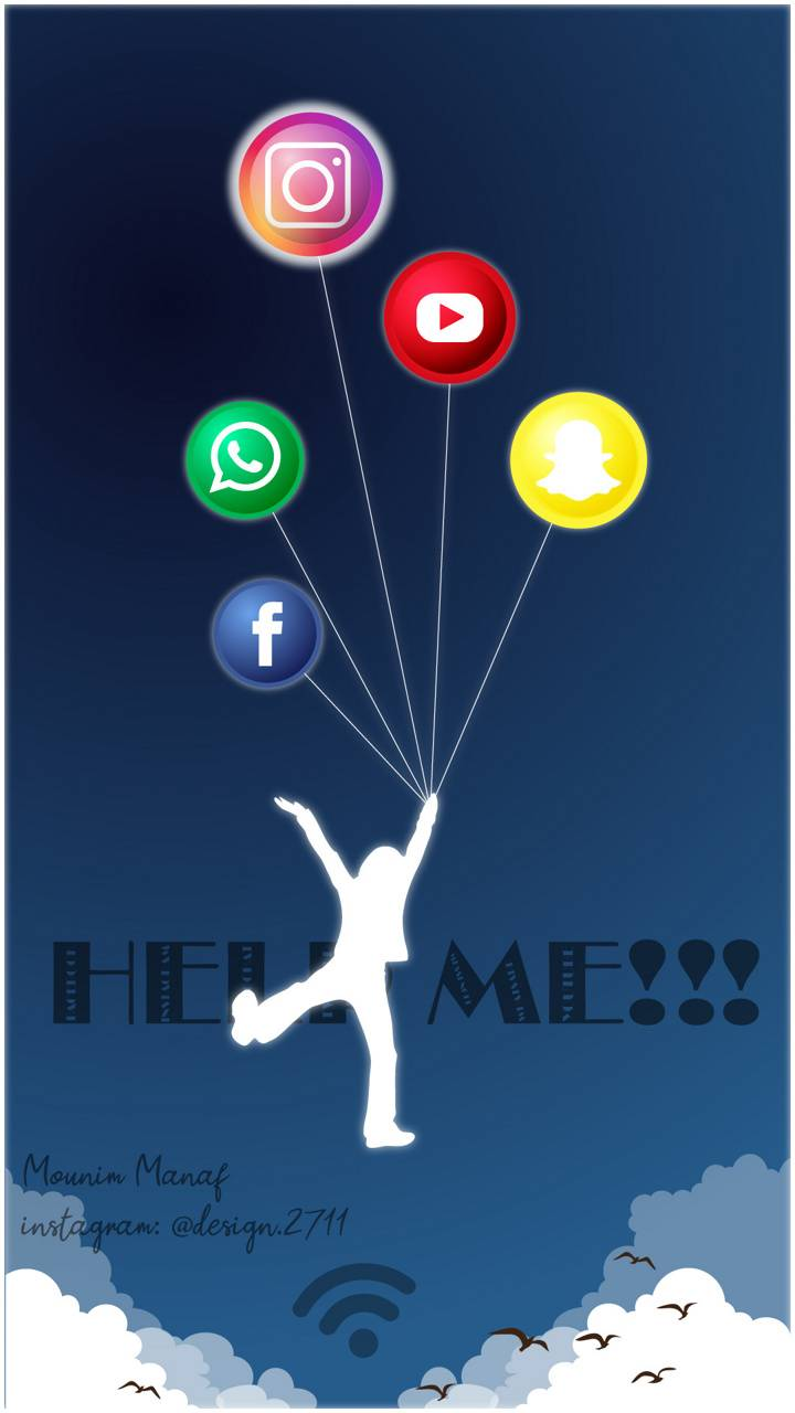 HELP ME Social Media