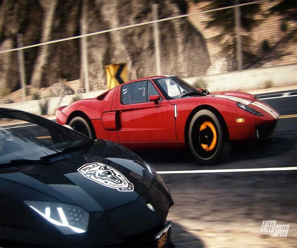 Racer vs COP