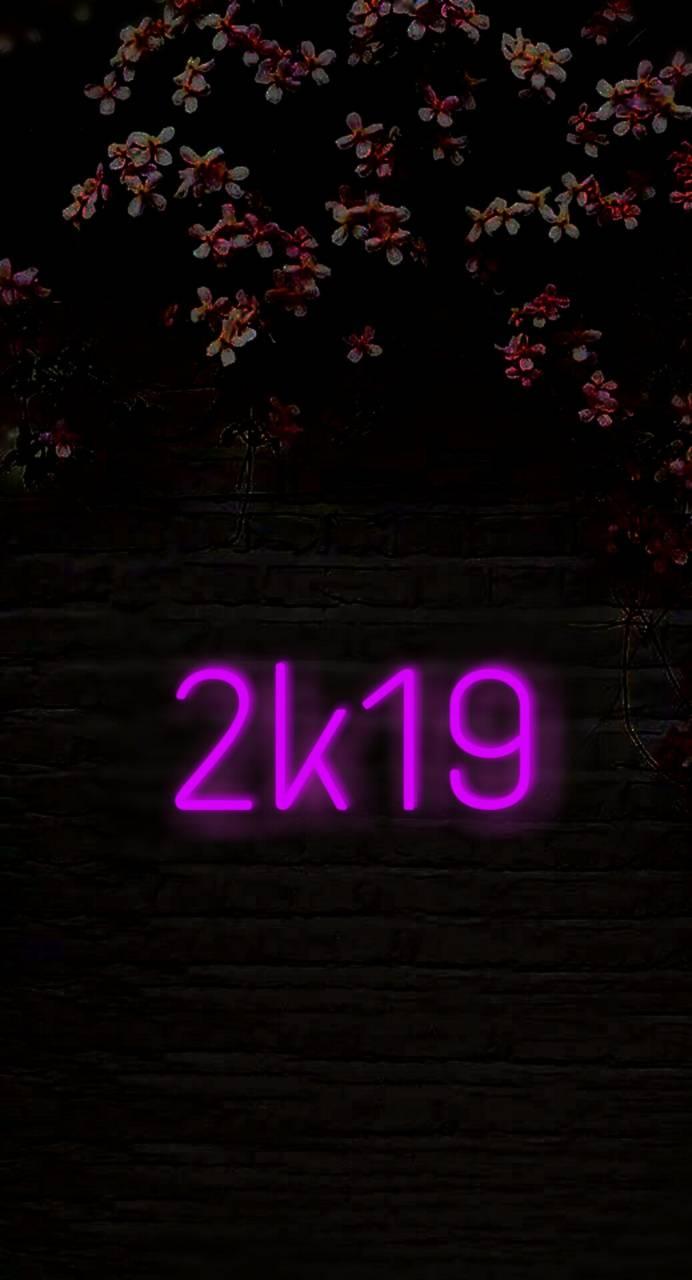 2k19 happy New year