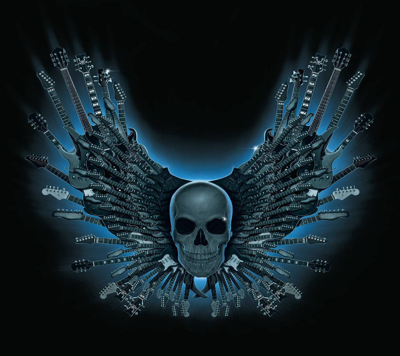 Rocking  Skull