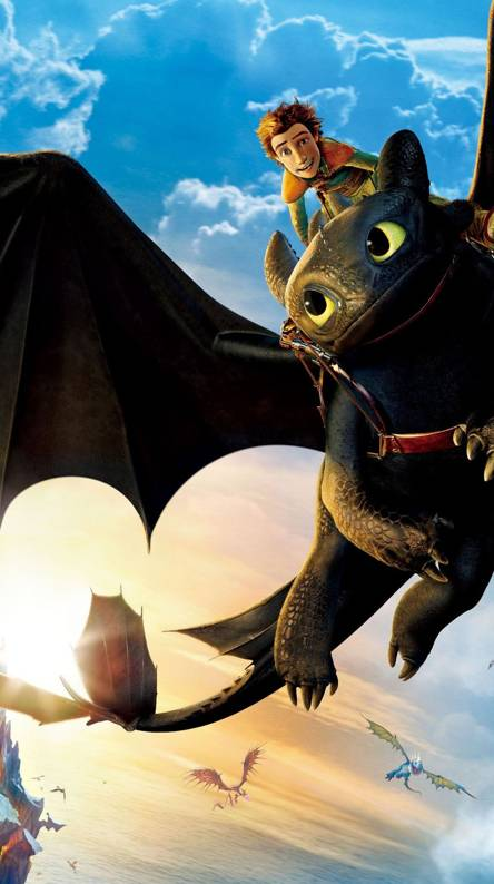 Toothless wallpapers. Toothless