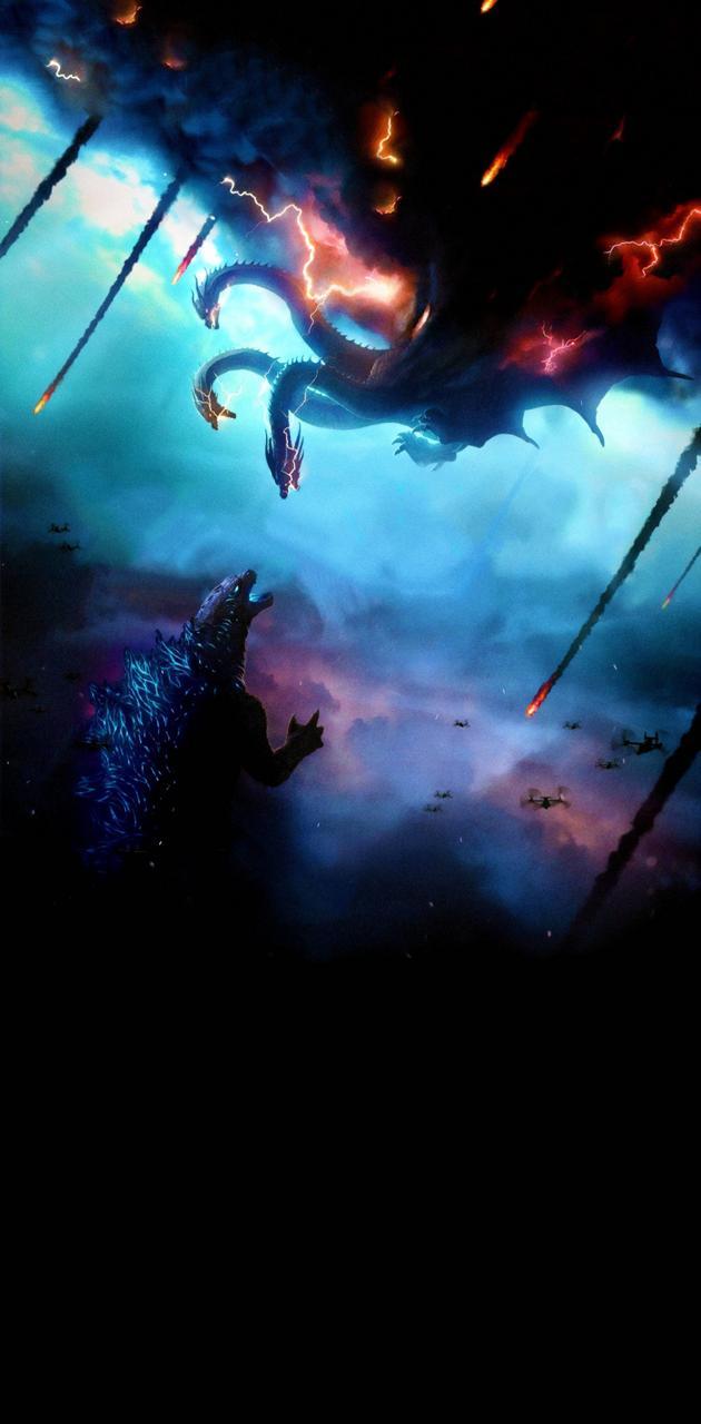 Godzilla:King Monsters