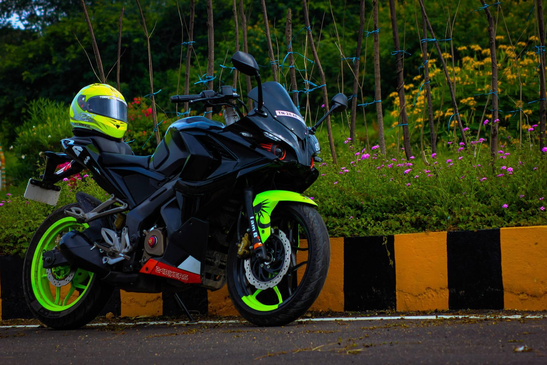RS200 bajaj
