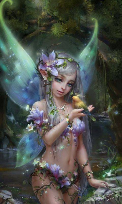 fantasy fiary