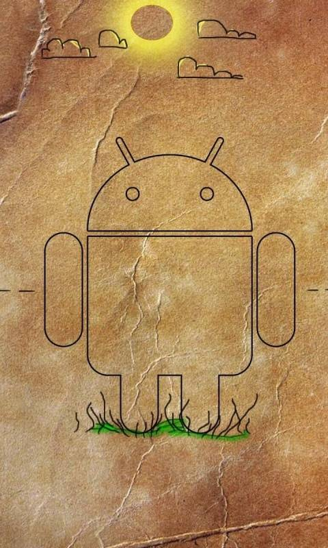 android HD logo