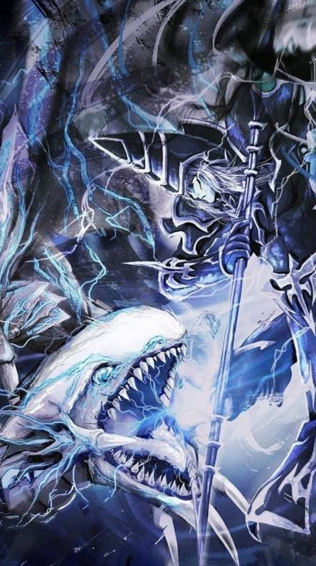 Blue Eyes White Dragon Ringtones And Wallpapers Free By Zedge
