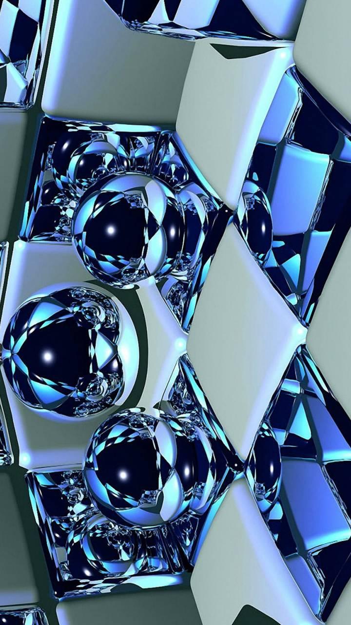 Bolas Digital Azul