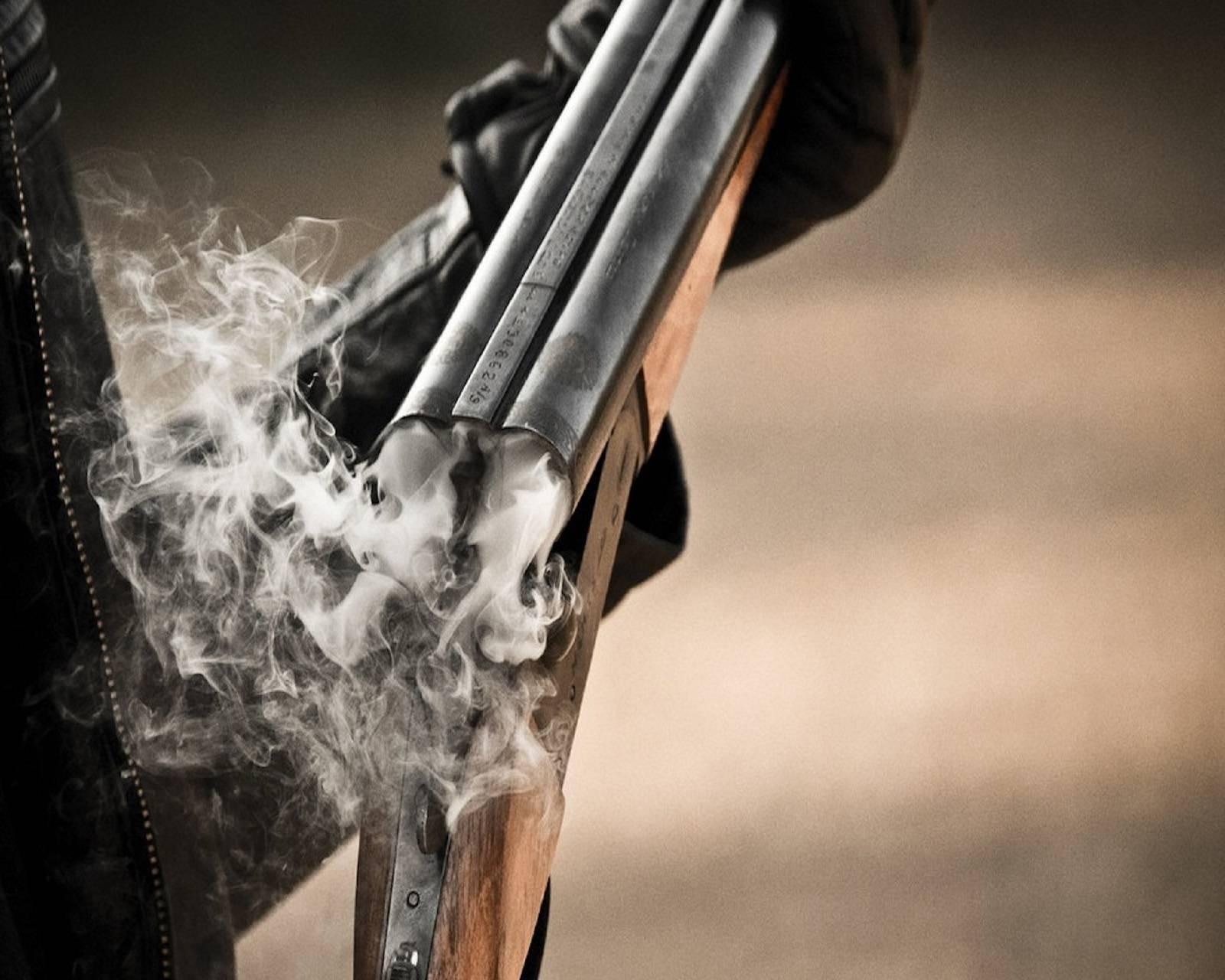 gun shot-shanku