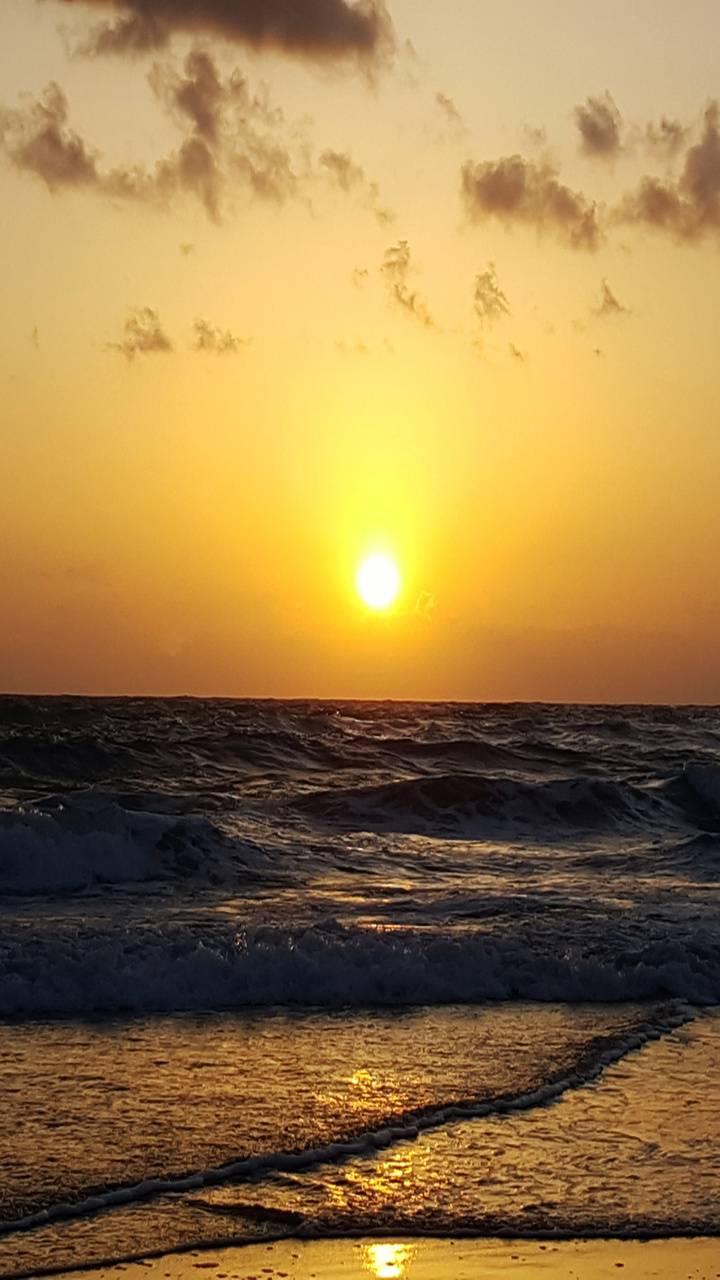 Sea and sunny