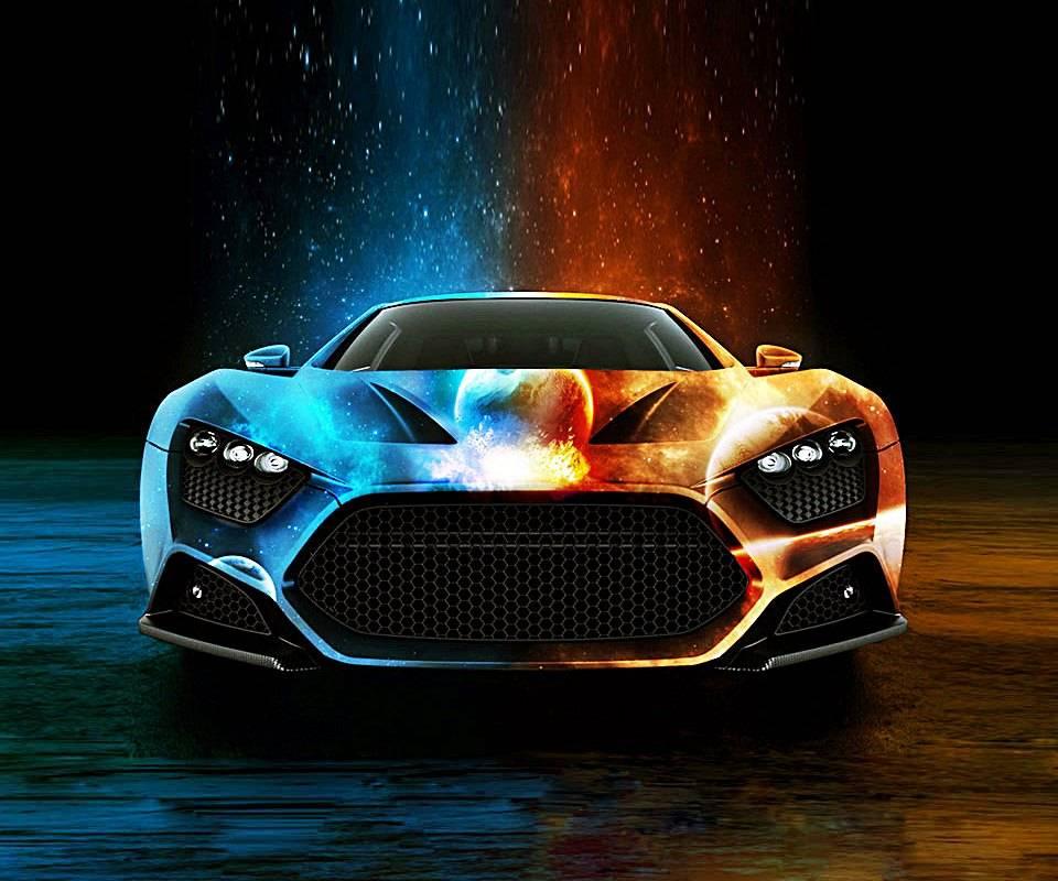 Neon Cool Car Wallpaper by Daniel____ - 67 - Free on ZEDGE™