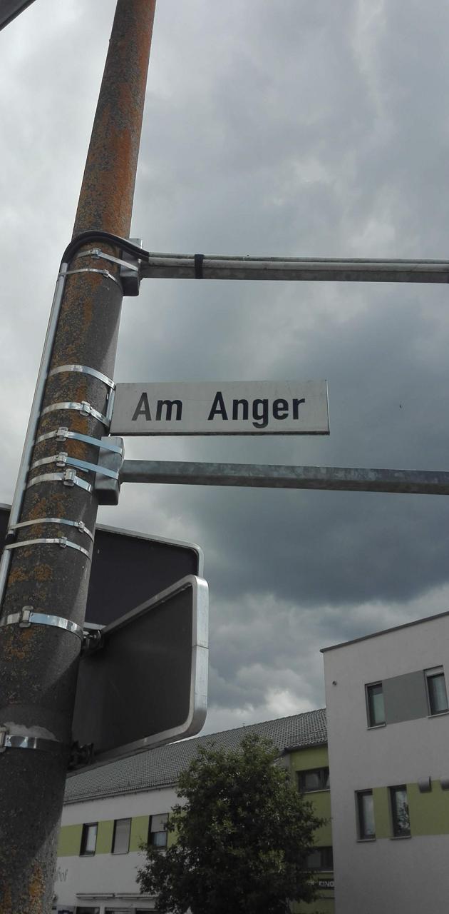 Am anger street