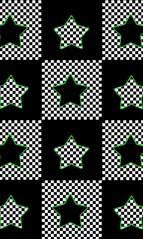 Star Checkerboard
