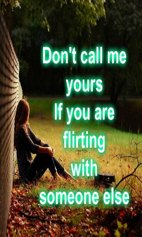 Dont call me