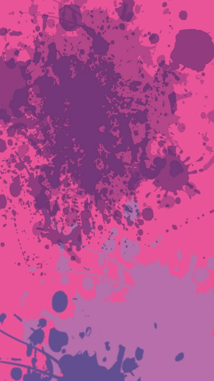 Pink Galaxy Drops