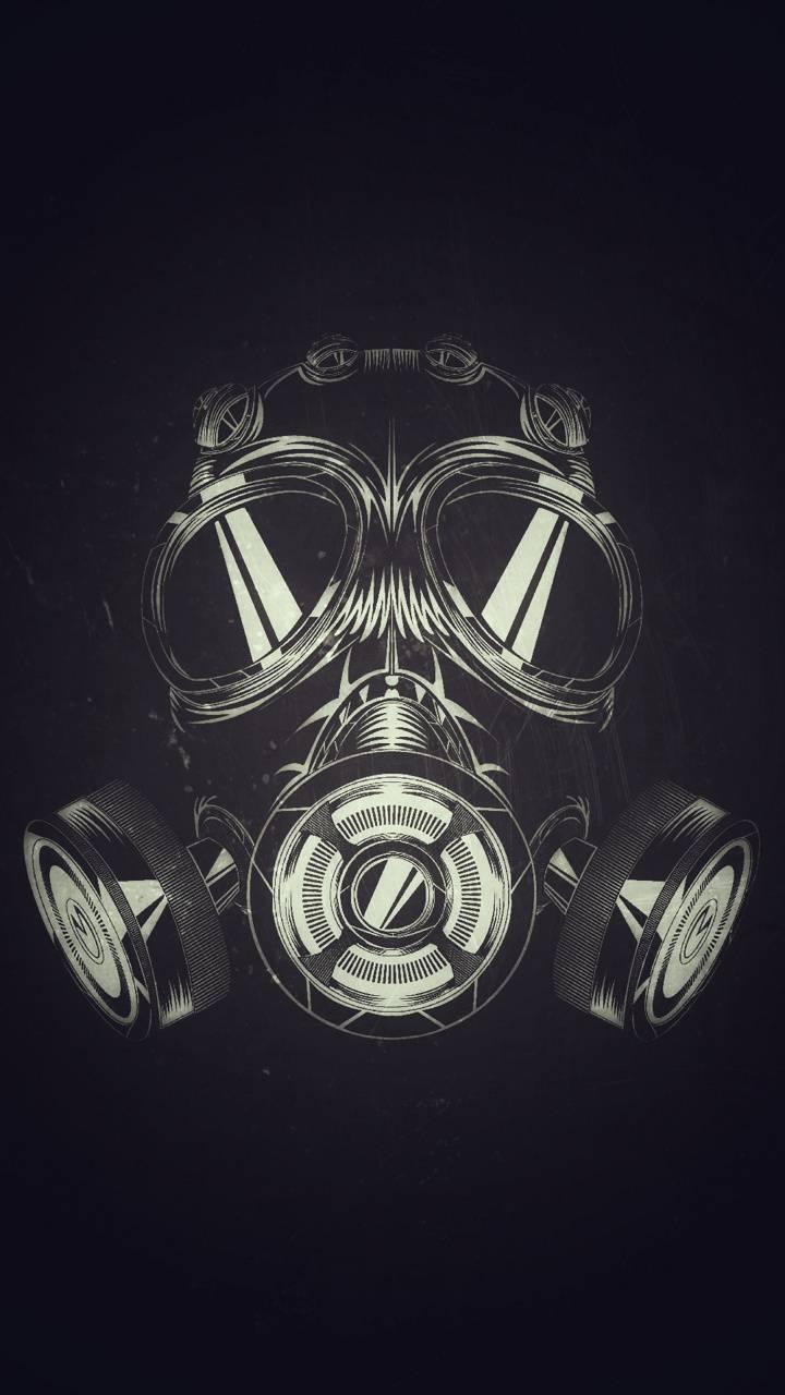 Gasmask clean