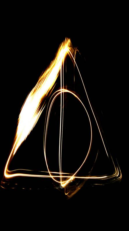 Deathly Hallows Logo