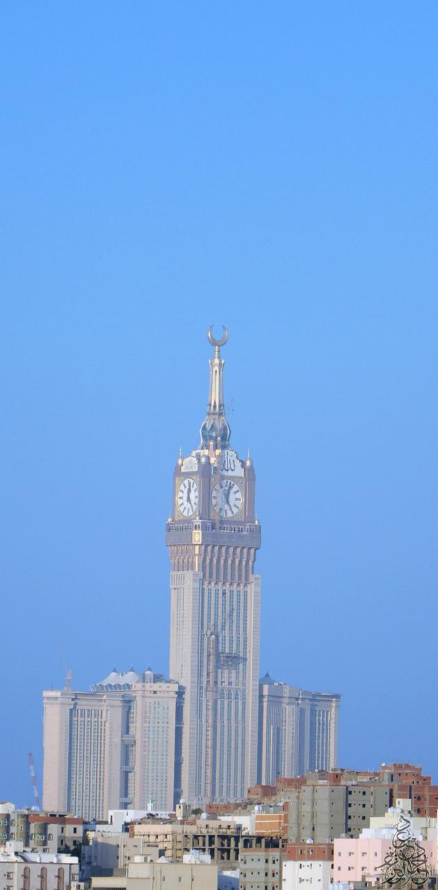 Makkah landscape