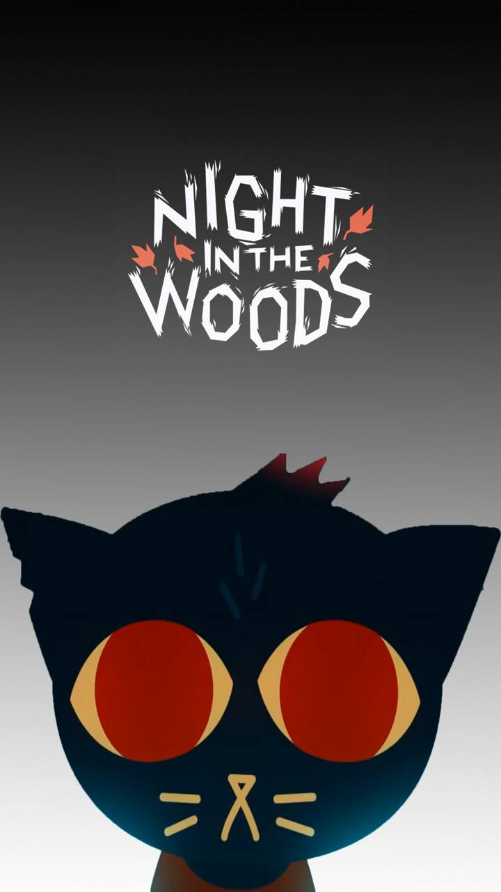 Night In The Woods Wallpaper By Snoobdude Aa Free On Zedge