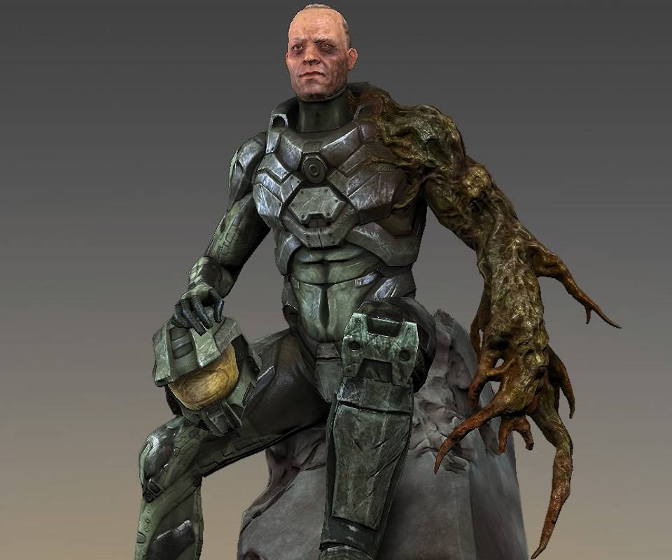 Master Chief Concept